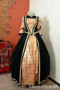Female historical dress